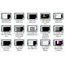 DVD HƯỚNG DẪN TIỆN TRÊN MASTERCAM X8