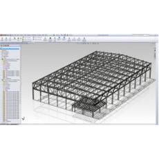 Thiết kế công trình thép với SOLIDWORKS