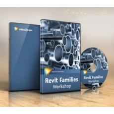 Video hướng dẫn FAMILIES WORKSHOP A REVIT ARCHITECTURE 2013 PRIMER