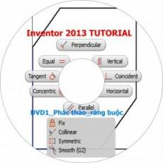 INVENTOR 2013 DVD1_PHÁC THẢO VÀ RÀNG BUỘC