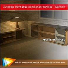 VIDEO HƯỚNG DẪN AUTODESK REVIT 2013: COMPONENT FAMILIES