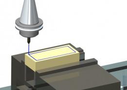 Dạy CNC_Bài 6 : Cách xác định gốc gia công của phôi trên máy CNC