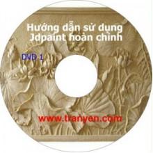 12 DVD thực hành thiết kế mẫu nâng cao JDPaint