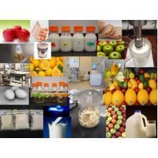 Bộ tài liệu bảo quản chế biến và cảm quan thực phẩm