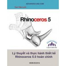 Lý thuyết và thực hành thiết kế trên rhinoceros 5.0