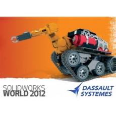 TRỌN BỘ SOLIDWORKS WORLD 2012 (NÂNG CAO)