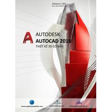 Giáo trình AutoCAD 2018 3D cơ bản