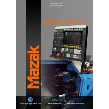 Giáo trình lập trình và vận hành máy tiện Mazak Mazatrol T2-T3