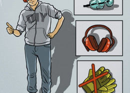 Lưu ý về trang phục khi vận hành máy CNC