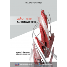 Giáo trình tự học Autocad 2016