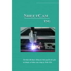 Hướng dẫn Sheetcam trọn bộ cho máy cắt plasma và laser