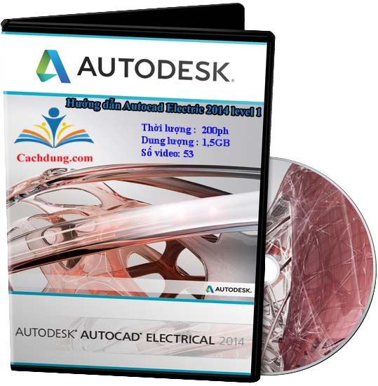 autocad electric 2014