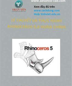 thiết kế rhino 5